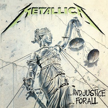 Metallica, '...And Justice for All' (Elektra Records, 1988)