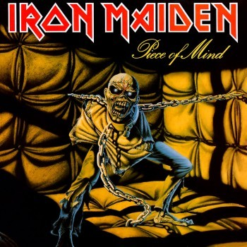 Iron Maiden, 'Piece of Mind' (Capitol Records, 1983)