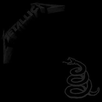 Metallica, 'Metallica' (Elektra, 1991)