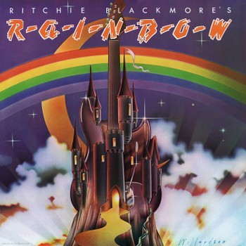 Ritchie Blackmore's Rainbow, 'Ritchie Blackmore's Rainbow' (Oyster/Polydor, 1975)