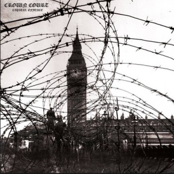 Review: Crown Court, \'Capital Offence\' (Katorga Works, 2016)   No Echo