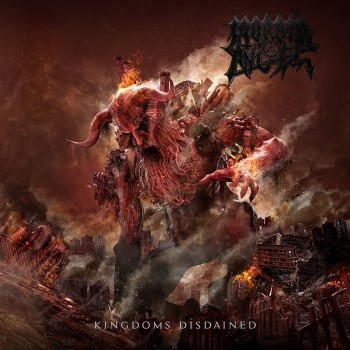 Image result for morbid angel kingdoms disdained