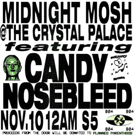 Candy Nosebleed At Crystal Palace Richmond Va Photos