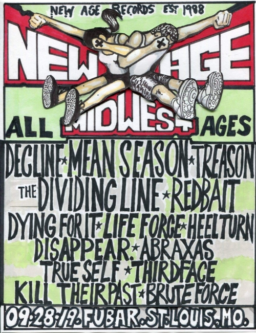 New Age Midwest Final Lineup and the Pain of Reunions