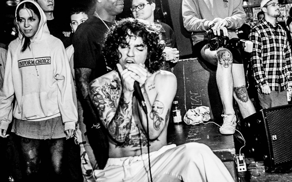 5 Newer NYHC Bands to Check Out, by Andrew Vacante (Combust