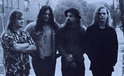 obscure metal bands kronin new york 1988 1993 features no echo. Black Bedroom Furniture Sets. Home Design Ideas