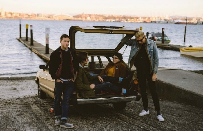 "Sun Spots: Seattle Band Deliver Blissed Out Guitar Pop on ""Ringer"