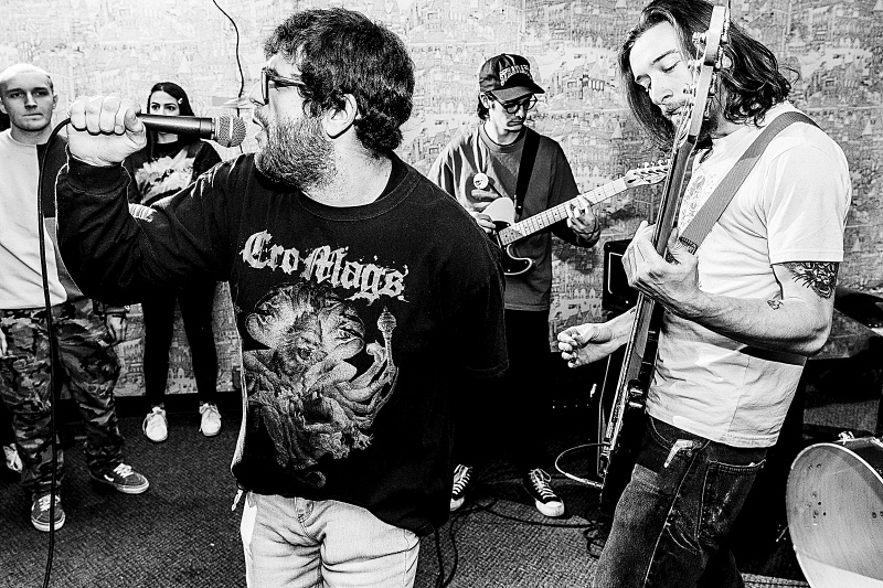 Local hardcore bands